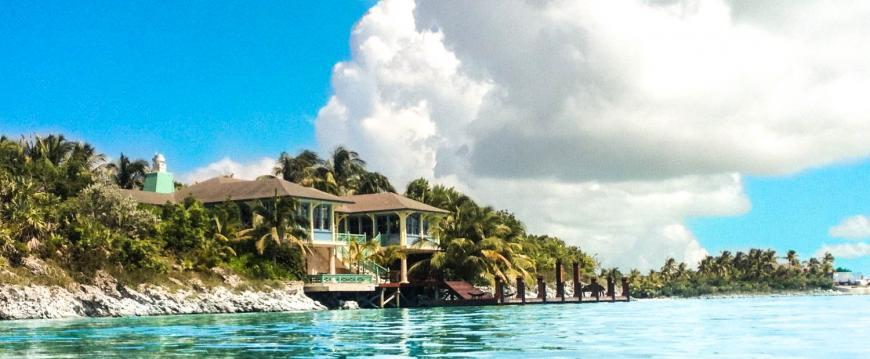 Island Boat Dock