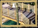 themed bridge cargo netting