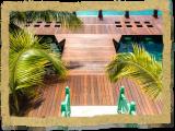 Island Dock Ipe Wood Decking