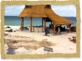 Largest Thatched Tiki Bar In The Caribbean