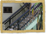 railing stairs