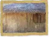 synthetic bali thatch on open roof