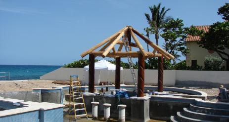 Tiki Pool Bar Stage 14