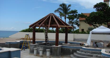 Tiki Pool Bar Stage 18