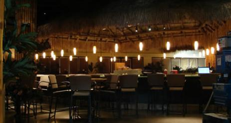 Restaurant Bar Installation final